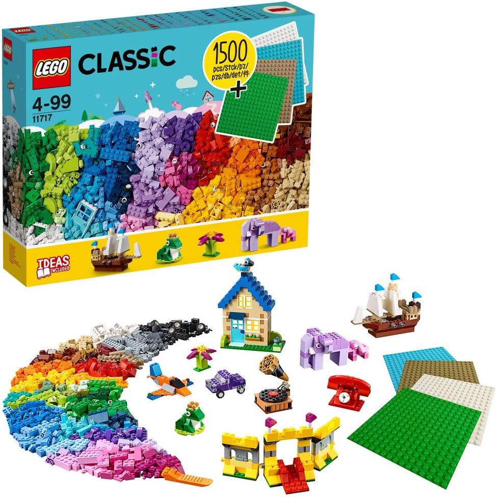LEGO Classic 11717 Brick Box