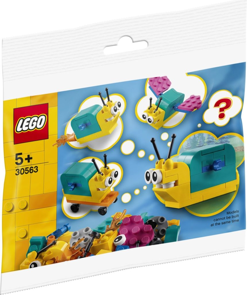 LEGO Classic 30563 Build your own Snail