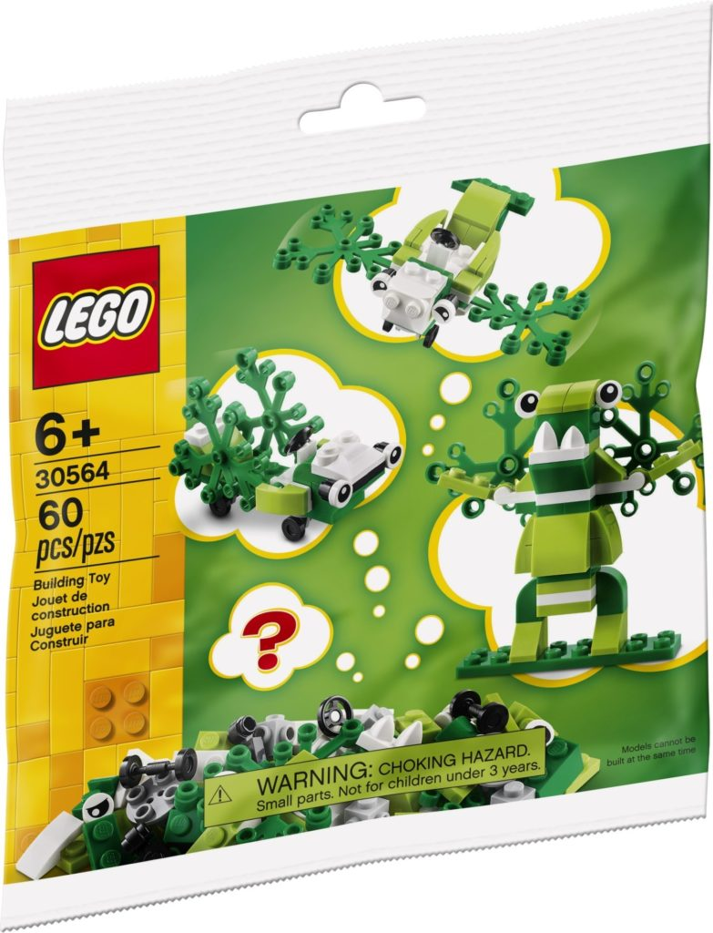 LEGO Classic 30564 Build your own Monster
