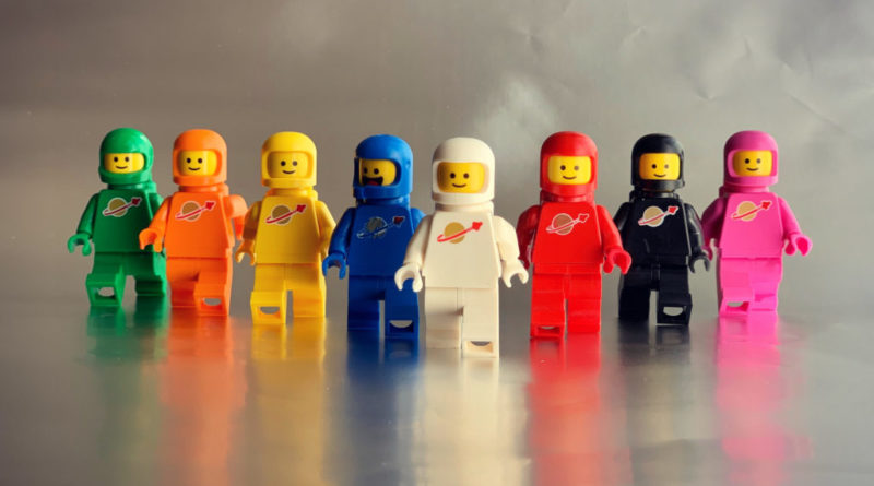 LEGO Classic Space Eight