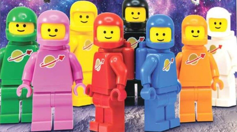 LEGO Classic space puzzle chronicle books featured