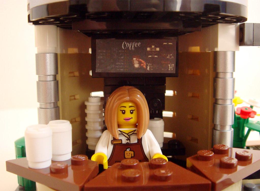 LEGO Coffee Day