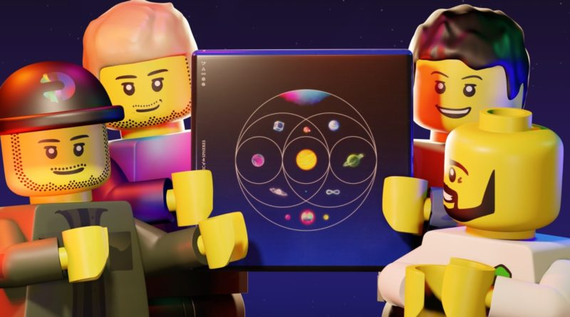 LEGO Coldplay featured