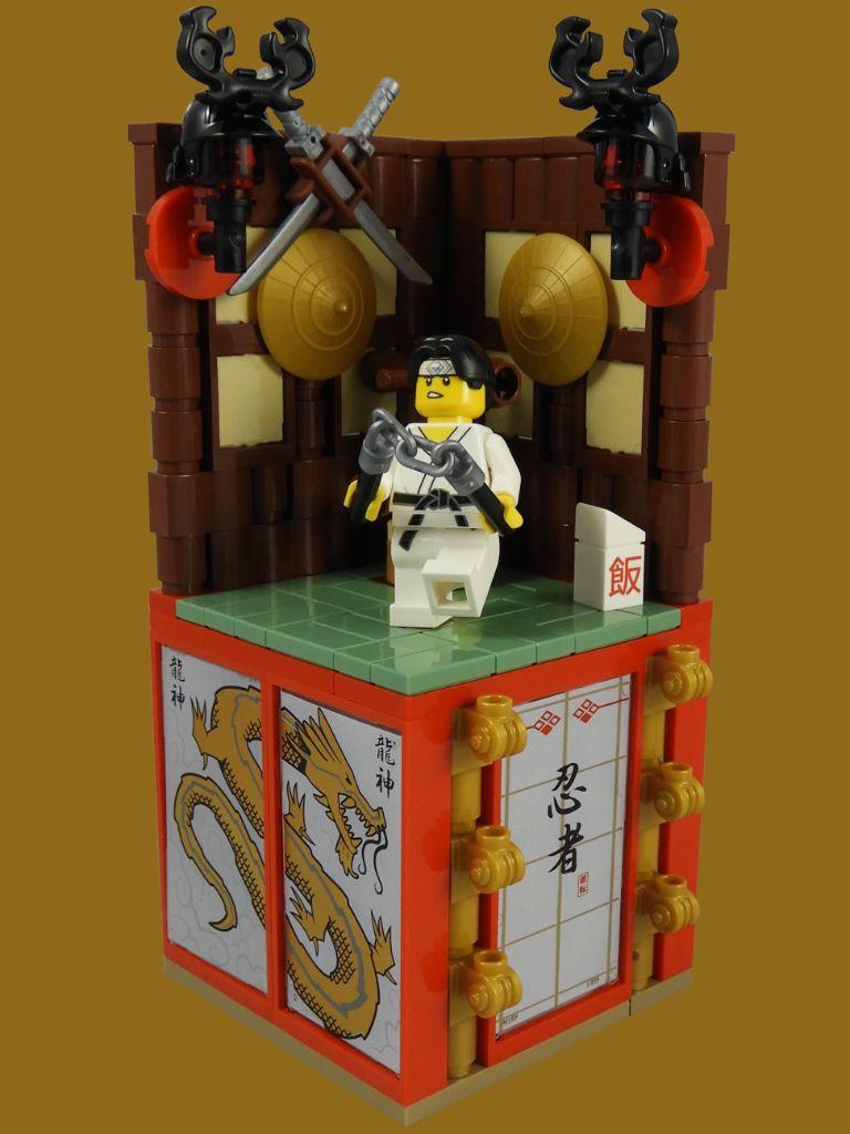 LEGO Collectible Minfigures Series 20 1