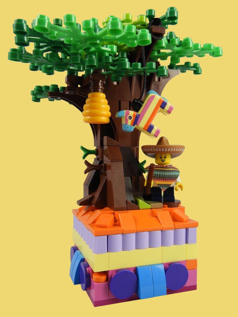 LEGO Collectible Minfigures Series 20 3