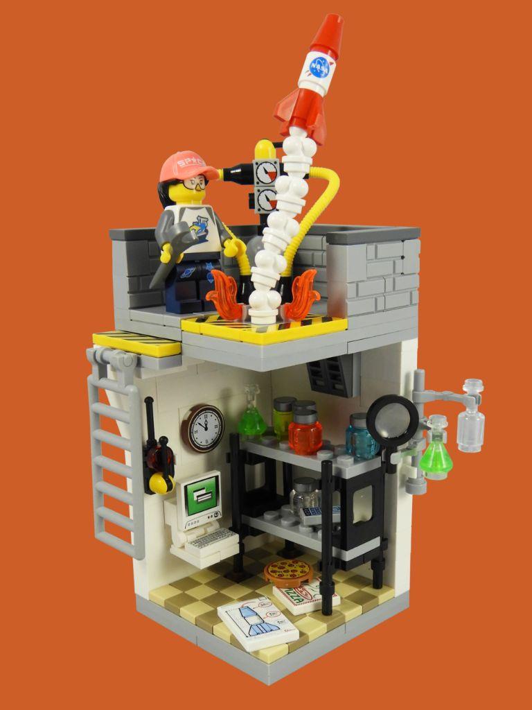 LEGO Collectible Minfigures Series 20 5
