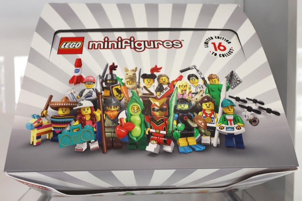 LEGO Collectible Minifigures 71027 Series 20 1