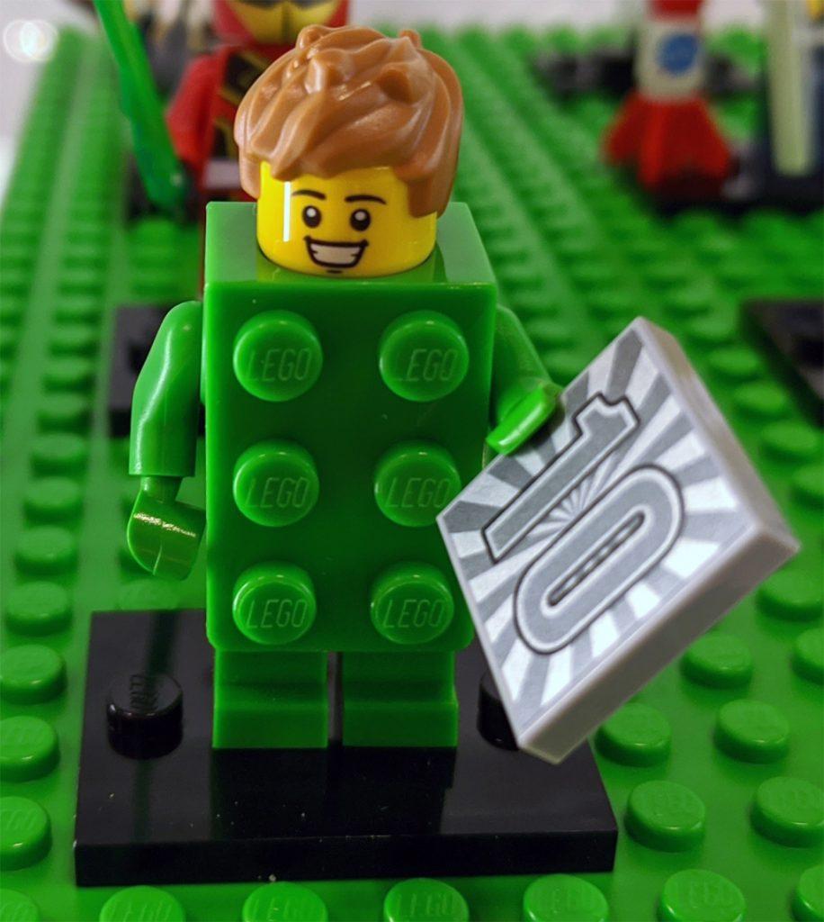 LEGO Collectible Minifigures 71027 Series 20 2