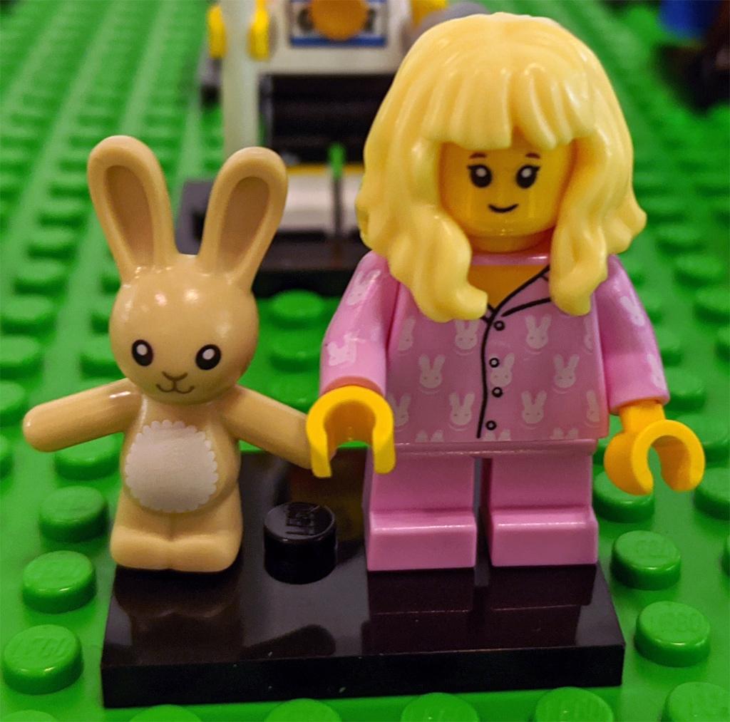 LEGO Collectible Minifigures 71027 Series 20 4