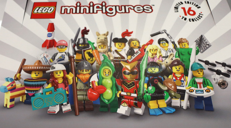 LEGO Collectible Minifigures 71027 Series 20 Featured