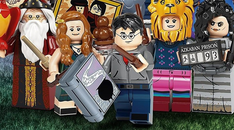 LEGO Collectible Minifigures 71028 Harry Potter featured 1