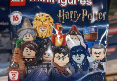 LEGO Collectible Minifigures 71028 Harry Potter Series 2 turns up in the USA