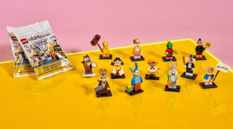 LEGO Collectible Minifigures 71030 Looney Tunes featured resized