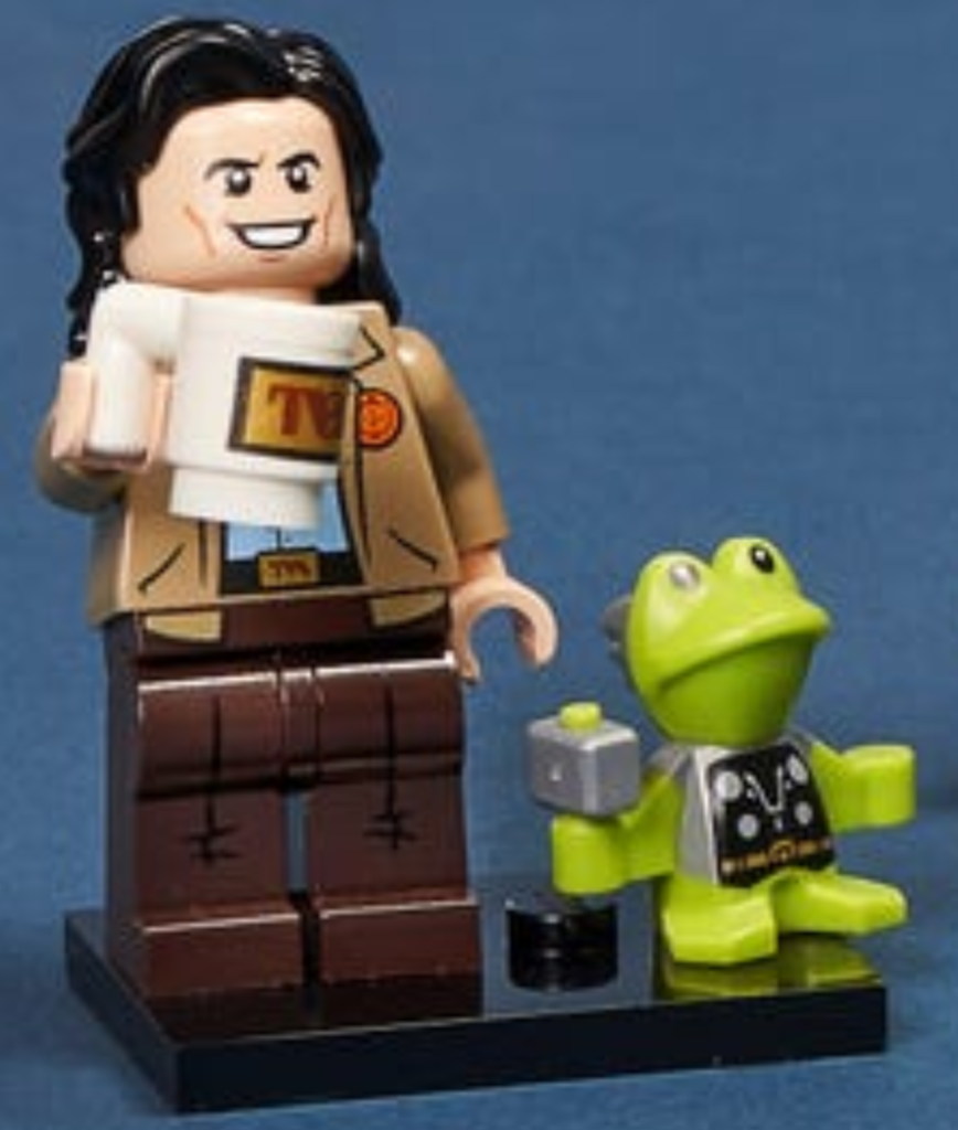 LEGO Collectible Minifigures 71031 Marevel Studios Throg Helmet