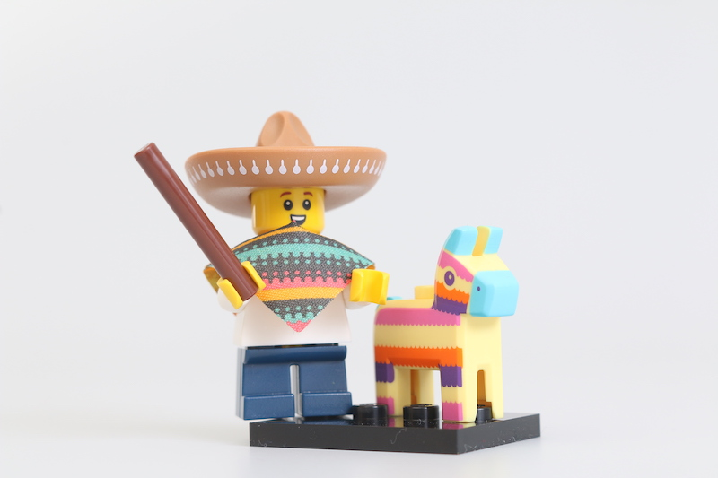LEGO Collectible Minifigures Series 20 Review 1