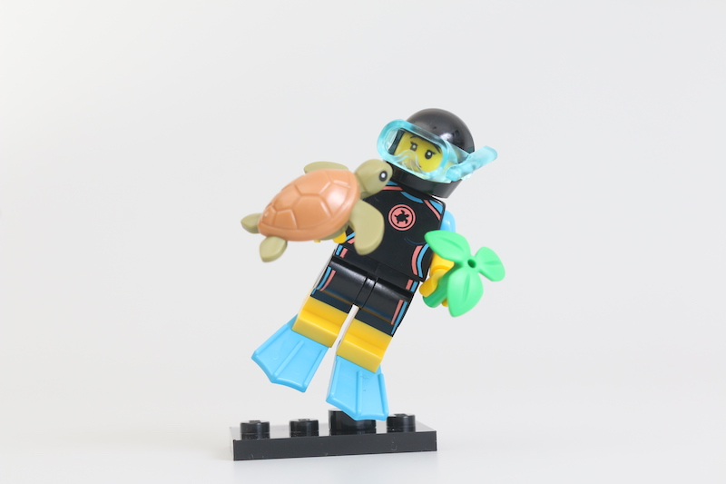LEGO Collectible Minifigures Series 20 Review 10