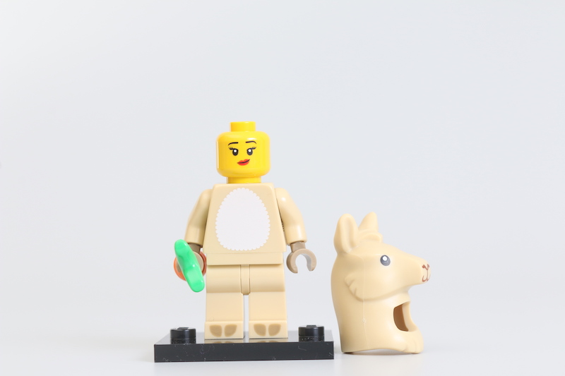 LEGO Collectible Minifigures Series 20 Review 17