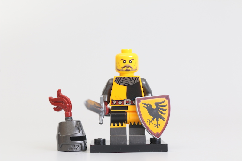 LEGO Collectible Minifigures Series 20 Review 19