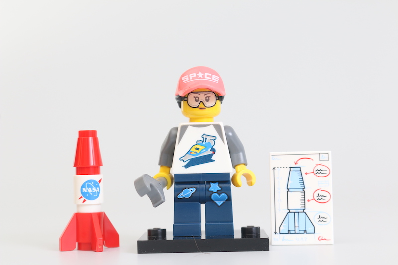 LEGO Collectible Minifigures Series 20 Review 21