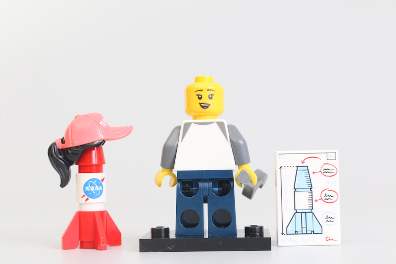 LEGO Collectible Minifigures Series 20 Review 22