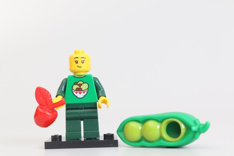 LEGO Collectible Minifigures Series 20 Review 25