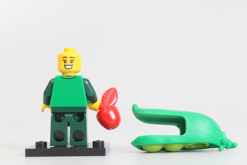 LEGO Collectible Minifigures Series 20 Review 26