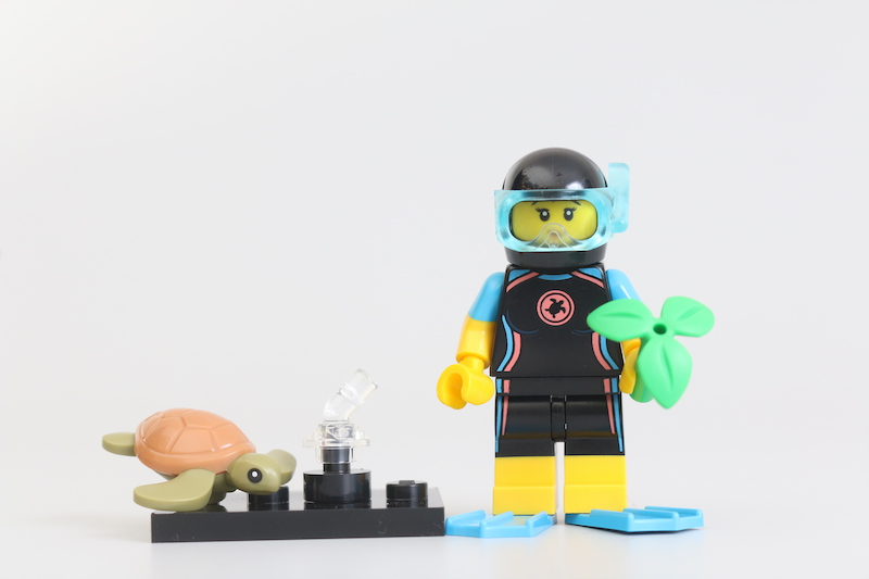 LEGO Collectible Minifigures Series 20 Review 28