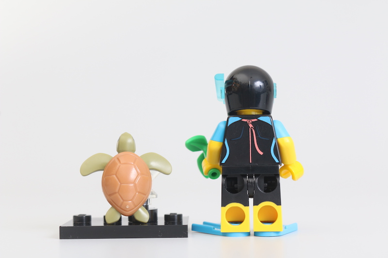 LEGO Collectible Minifigures Series 20 Review 29
