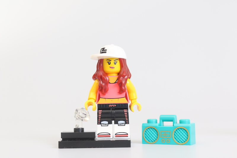 LEGO Collectible Minifigures Series 20 Review 34