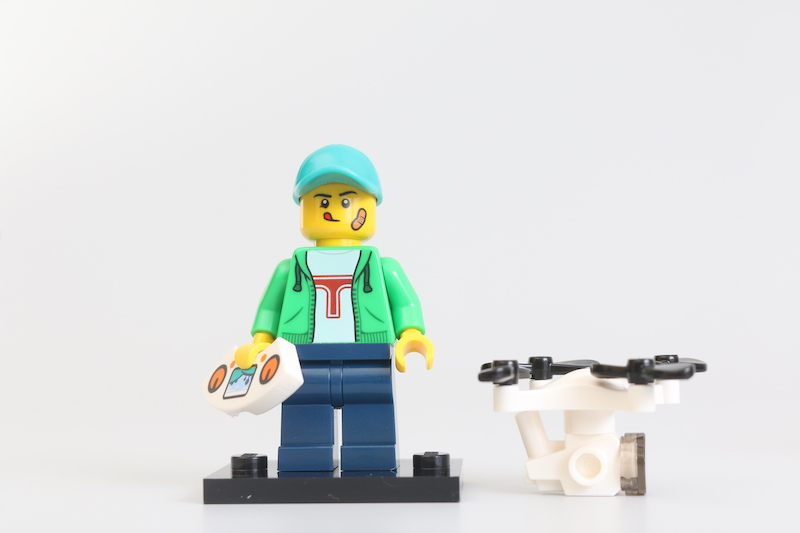 LEGO Collectible Minifigures Series 20 Review 38