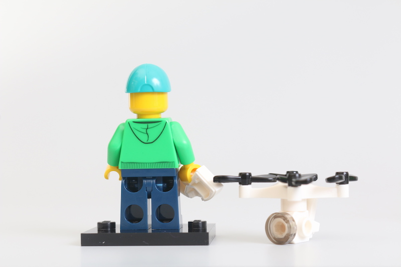 LEGO Collectible Minifigures Series 20 Review 39