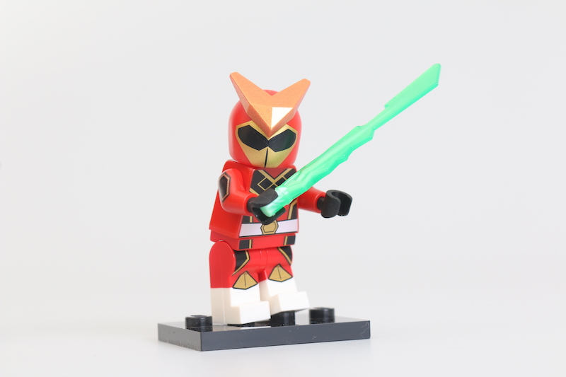 LEGO Collectible Minifigures Series 20 Review 4