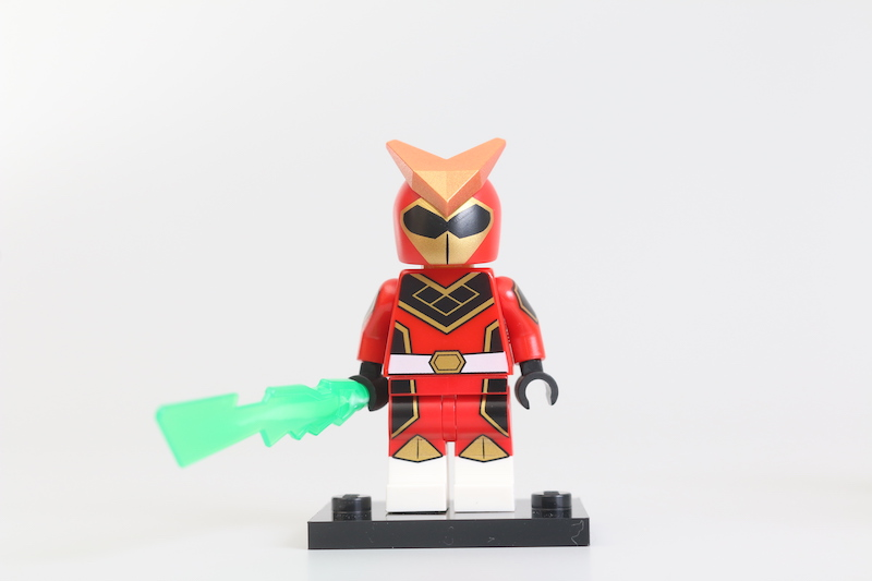 LEGO Collectible Minifigures Series 20 Review 42