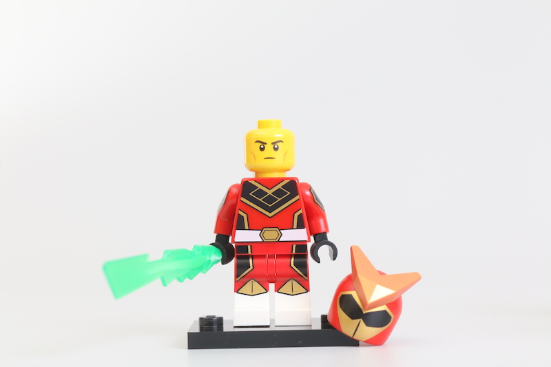LEGO Collectible Minifigures Series 20 Review 45