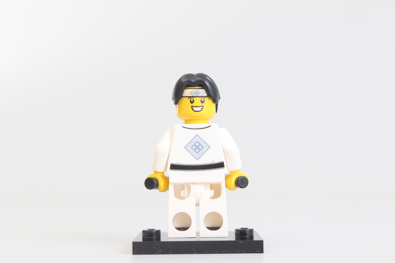 LEGO Collectible Minifigures Series 20 Review 49