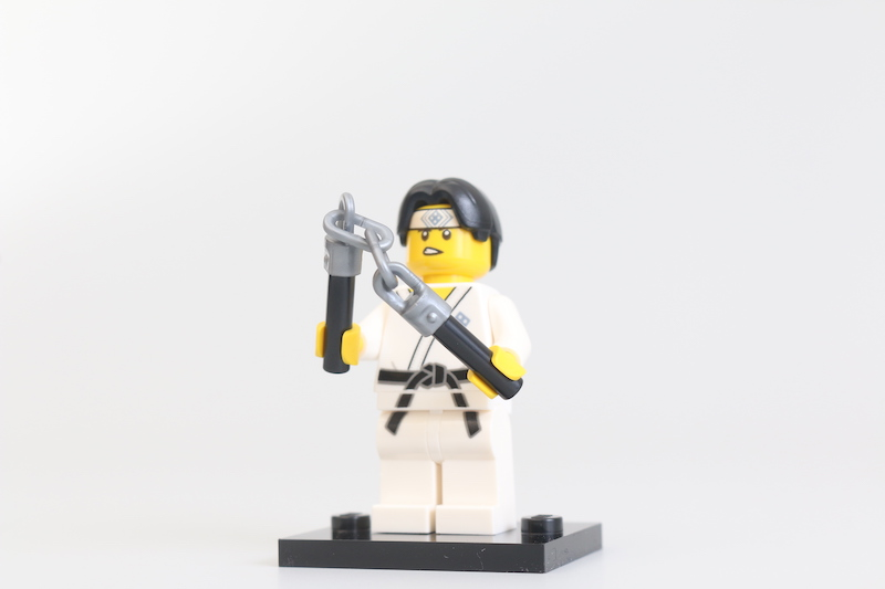 LEGO Collectible Minifigures Series 20 Review 50
