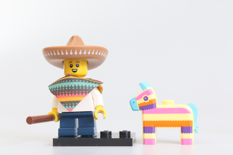 LEGO Collectible Minifigures Series 20 Review 53