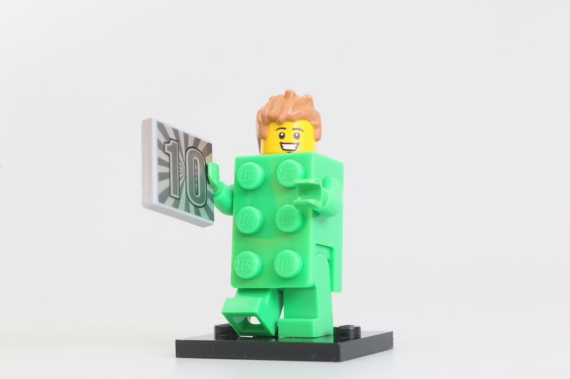 LEGO Collectible Minifigures Series 20 Review 6