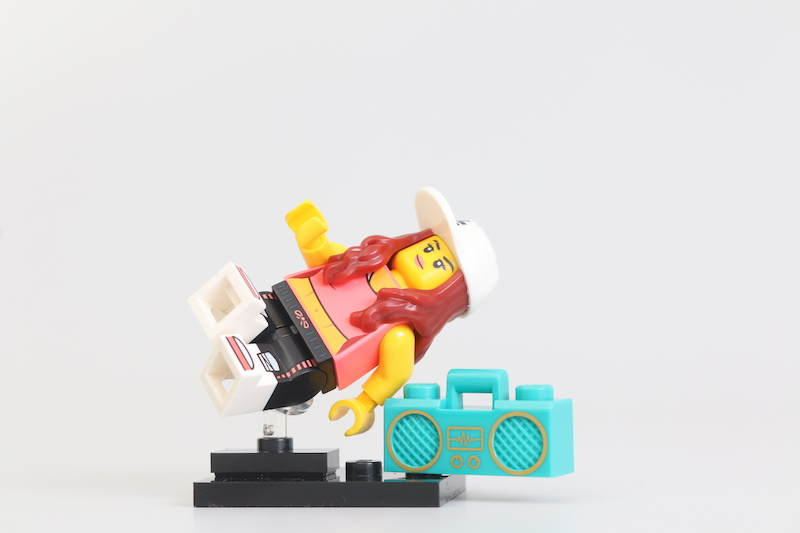 LEGO Collectible Minifigures Series 20 Review 7