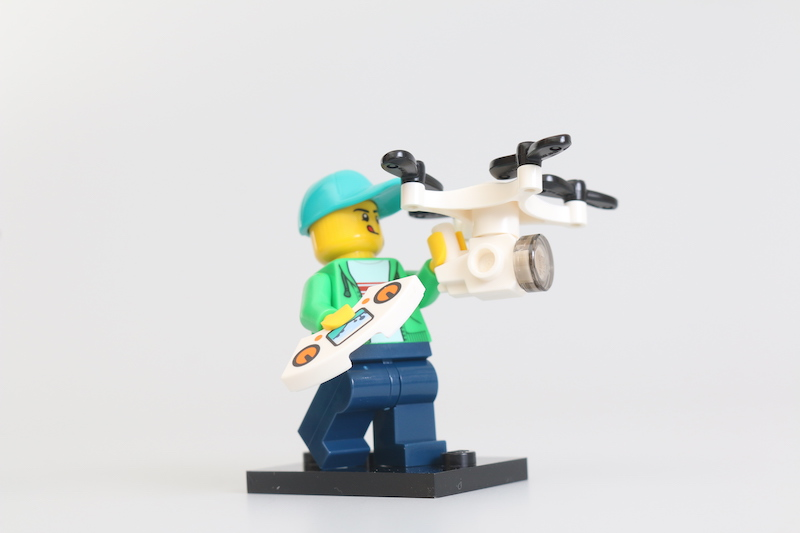 LEGO Collectible Minifigures Series 20 Review 9