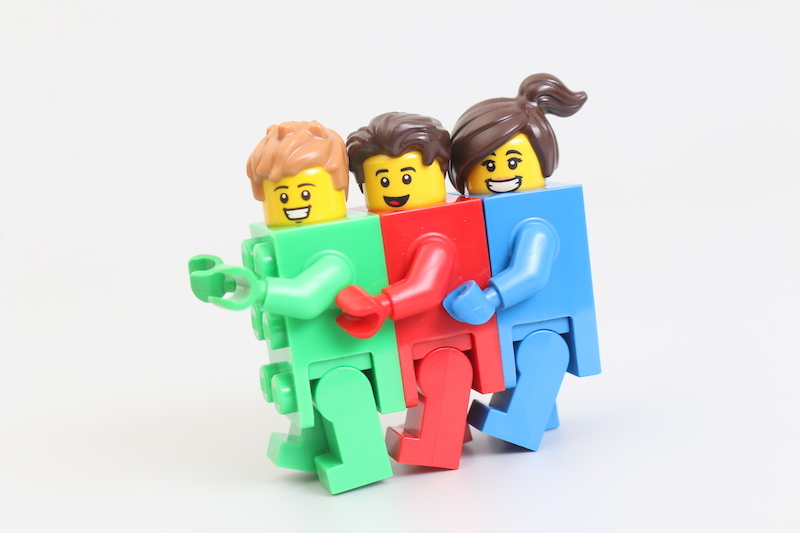 LEGO Collectible Minifigures Series 20 Review Detail 12