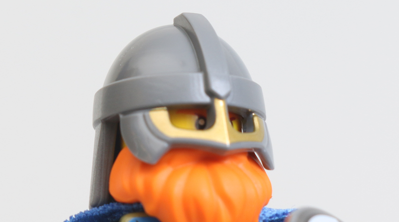 LEGO Collectible Minifigures Series 20 Review Detail 15