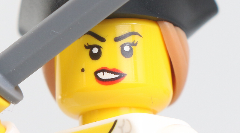 LEGO Collectible Minifigures Series 20 Review Detail 21