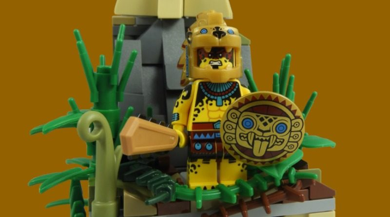 LEGO Collectible Minifigures Series 21 – Ancient Warrior featured