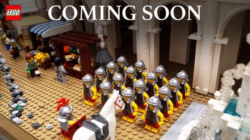 LEGO Colosseum teaser 2