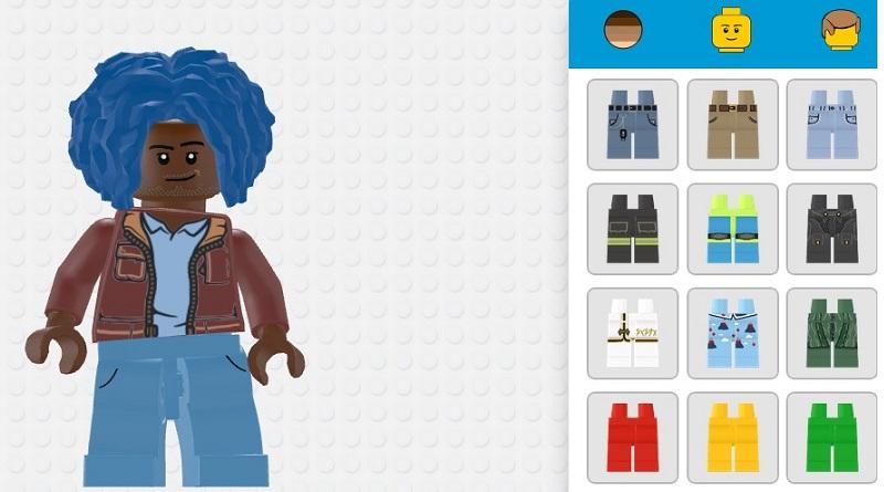 LEGO Comic Creator Featured
