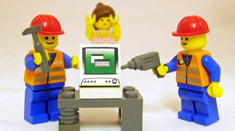 LEGO Computer repair