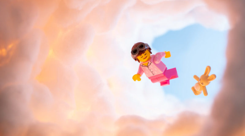 LEGO Cotton Candy Clouds 800x445