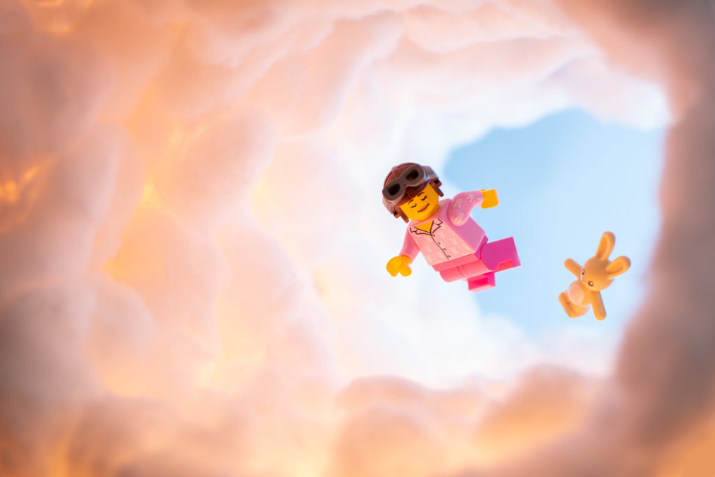LEGO Cotton Candy Clouds