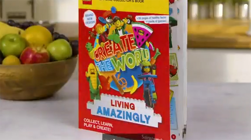 LEGO Create The World Living Amazingly Featured